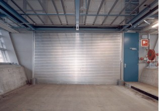 Firelock roller door